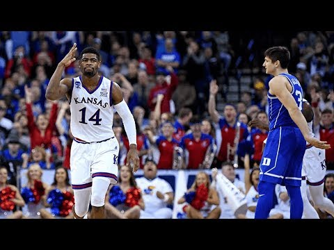 Duke vs. Kansas: Jayhawks were rocking from deep