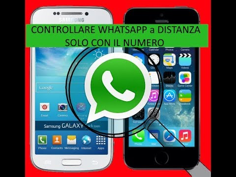 come controllare whatsapp da remoto