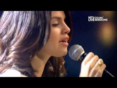 Selena Gomez MTV Live Session - The Way I Loved You (HQ)