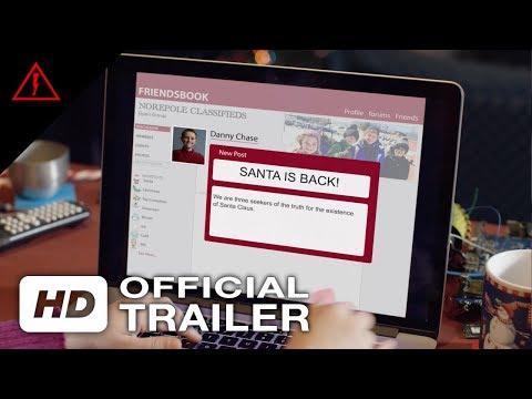 Saving Christmas - International Trailer - 2017 Family Movie HD