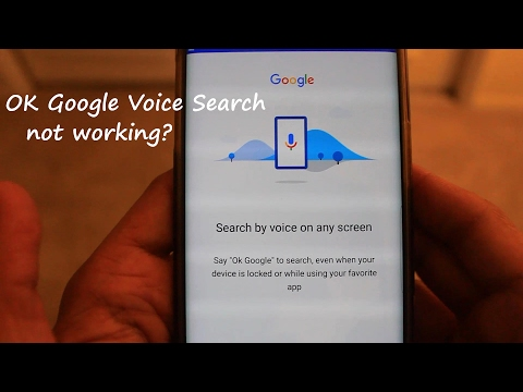 How to Reset/Delete OK Google Voice Detection in Samsung