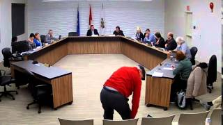 Town of Drumheller Regular Council Meeting of November 16, 2015 Live Stream