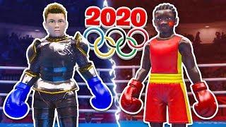 THE NEXT SIDEMAN TO BOX (Tokyo 2020)
