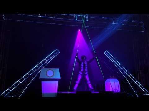 Illuminasia Laser Dance