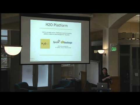 Scalable Machine Learning in R and Python with H2O