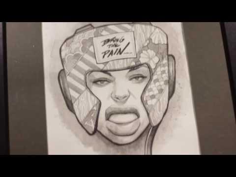 STL JD Honey Art, Beats + Lyrics 2017