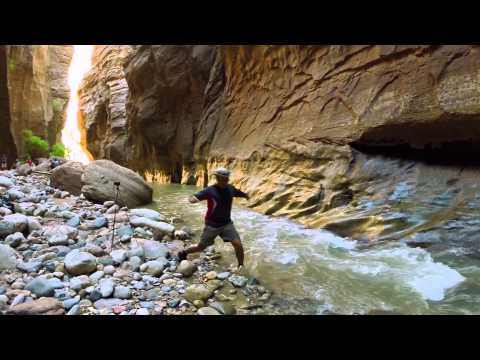 Los Angeles Hiking Group goes to Zion