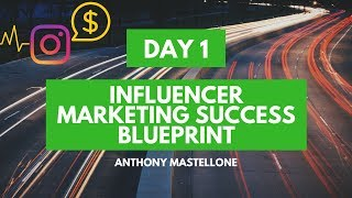 [Day 1] Influencer Marketing Success Blueprint: eCommerce Training Series