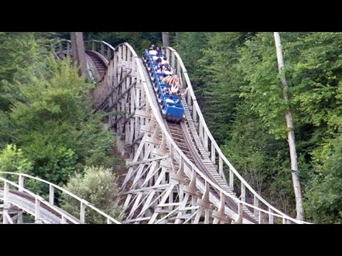 My Top 25 Favorite Roller Coasters Fall 2019