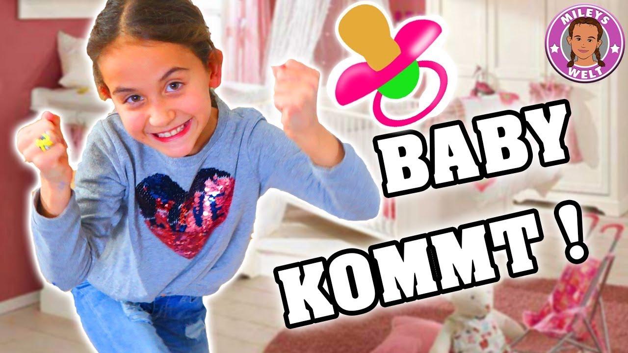 Neues BABY KOMMT - Mileys TRAUM wird WAHR - Mileys Welt ...