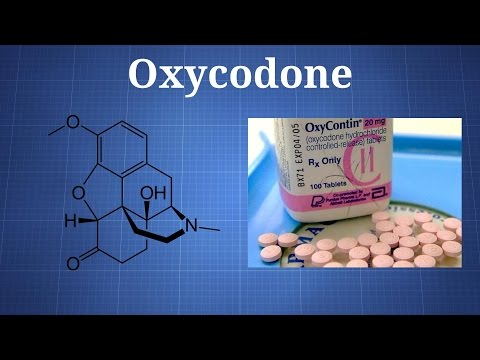 Oxycodone: What You Need To Know