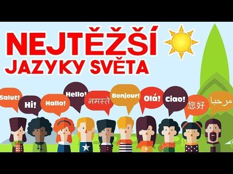 TOP 5 Nejtěžší jazyky světa