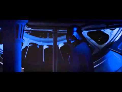 Luke Skywalker vs Darth Vader Return of the Jedi