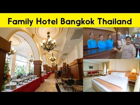 The Ecotel Hotel Bangkok | Shivali Dave Vlog