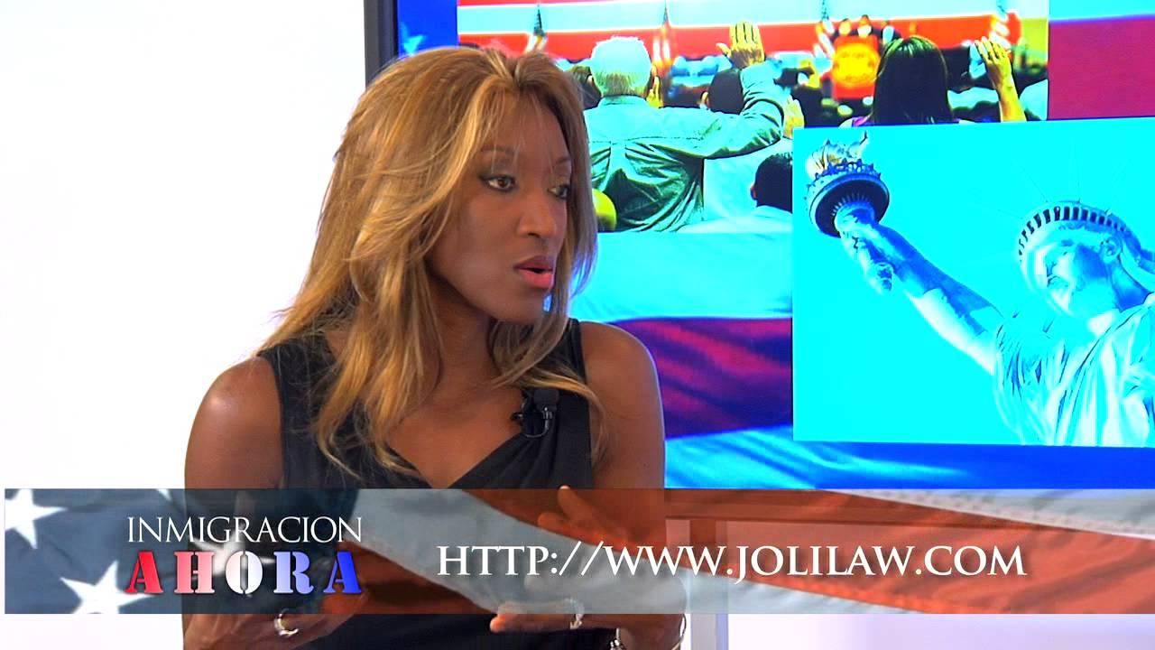 Abogada De Inmigracion Mayra Joli Sus Casos Mas Destacados En Defensa De Los Inmigrantes Youtube
