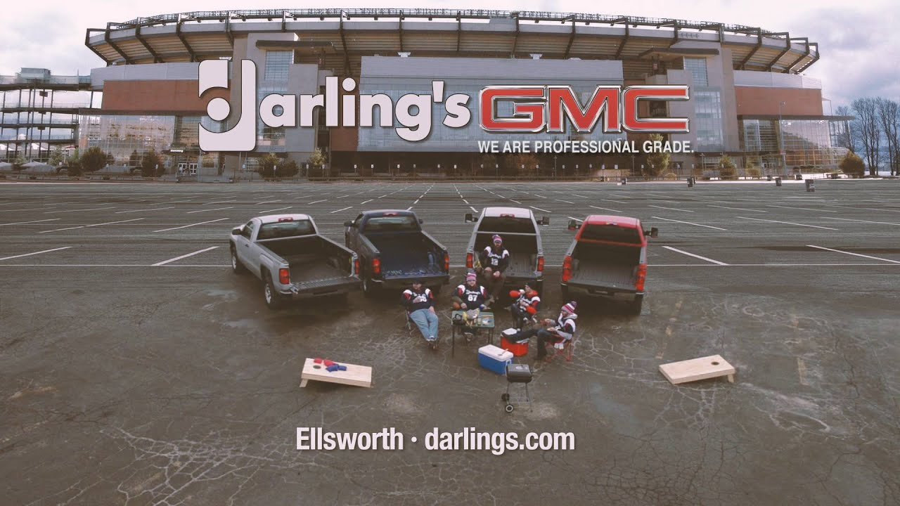 Darlings Gmc Tailgating Party Youtube