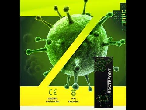 vélemények a bacterfortról