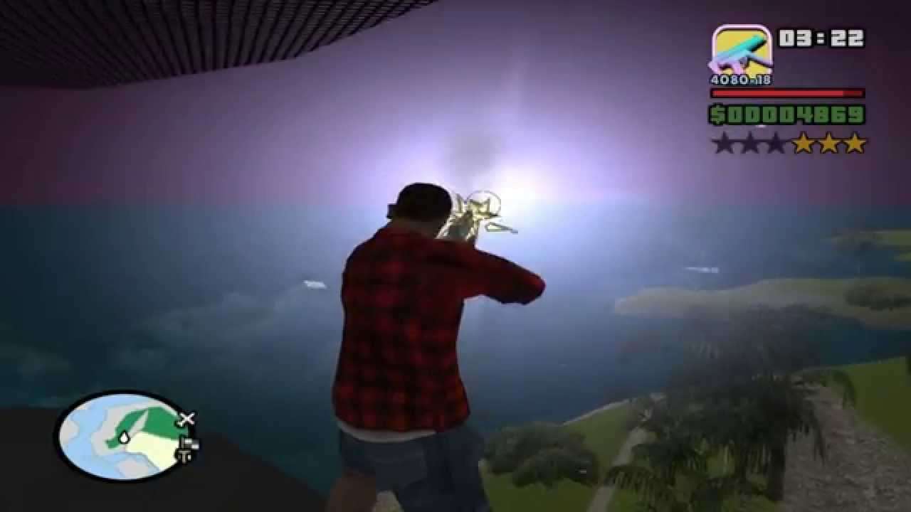 how to fly helecopter gta san andreas pc