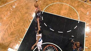 Jeremy Lin Highlights - 3/12/17 Knicks at Nets