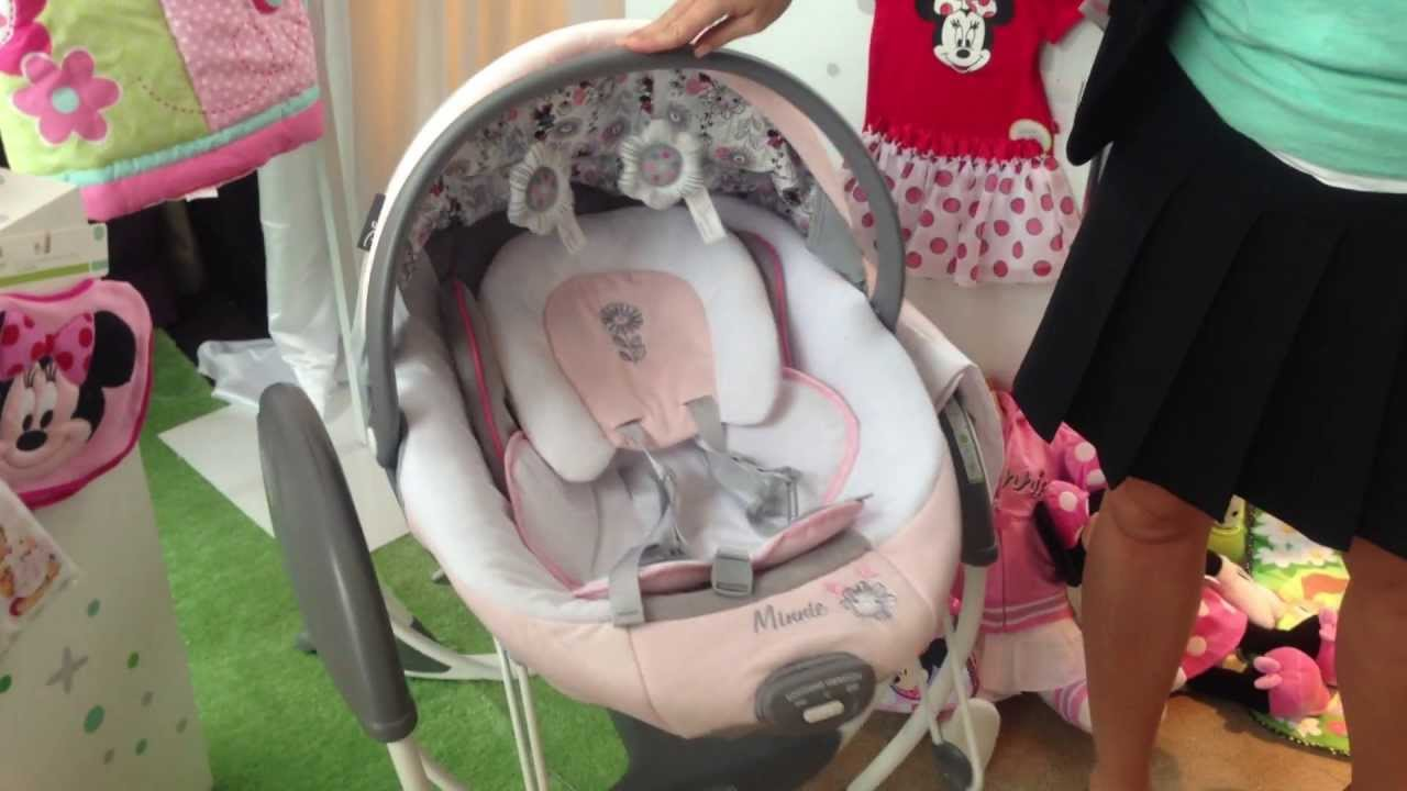 Graco Glider Swing Elite Spin Lx Gliding Bright Starts Comfort Ampamp Harmony Portable Blossomy Blooms Disney Baby Bouncer 2 In 1 And