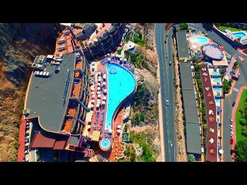 Gran Canaria,Puerto Rico Trailer Dji Phantom 3 Professional