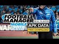 Football Manager Mobile 2018 Apk Data for Android free Download 2019