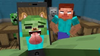 Monster School:  Full Season 1 Games & Challenges - Minecraft Animation