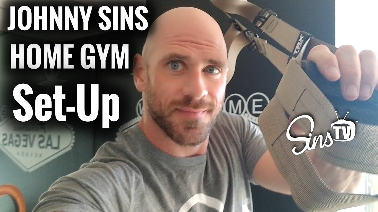Video home gym setup vlog sinstv epic rap battles of