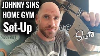 Home Gym Setup || Vlog #47 || SinsTV