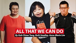 All That We Can Do: Busting myths about Down Syndrome   CNA Insider