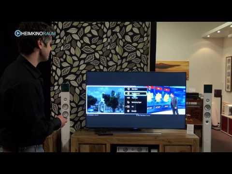 Samsung HU7590 Ultra HD (4K / UHD) Fernseher Vorstellung