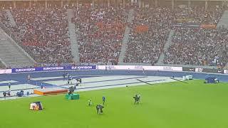 Finał kobiet na 400 m Mistrzostwa Europy w Lekkoatletyce  Berlin Olimpiastadion 2018