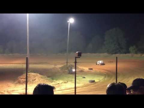 Vintage Dirt Track Racing. Southern Raceway