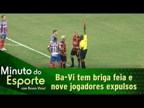 Agressões mostram que futebol brasileiro chegou ao fundo do poço   Minuto do Esporte