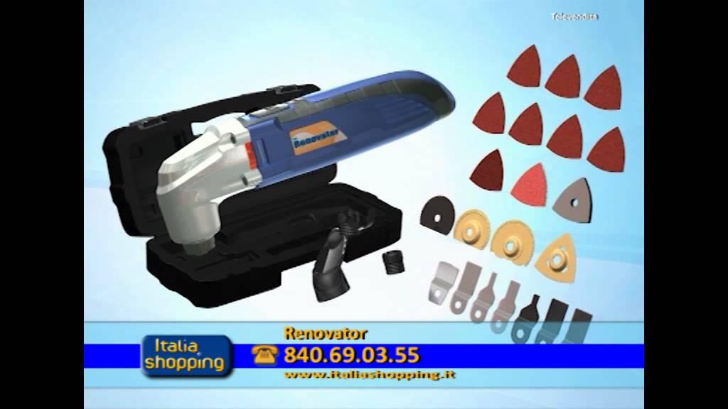 Renovator   Lu0027attrezzo Ideale Per Il FAI DA TE Professionale!   YouTube
