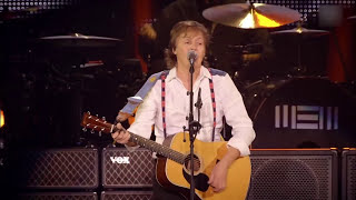 Paul McCartney - Something (Legendado em PT- BR) Live