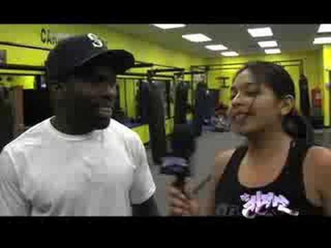 Yesi Ortiz interviews Savant Young on The Shine