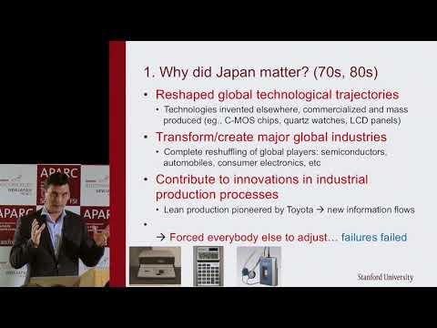 Kenji Kushida | Stanford Silicon Valley-New Japan Project Public Forum 11.14.17
