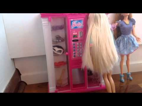 Chiquititas barbie 2014#4 o book Travel Video