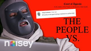 Why You Shouldn't Make M Huncho Angry | The People Vs Nafe Smallz & M Huncho