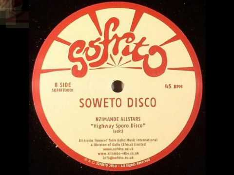 Teaspoon & the Waves - Oh Yeh Soweto
