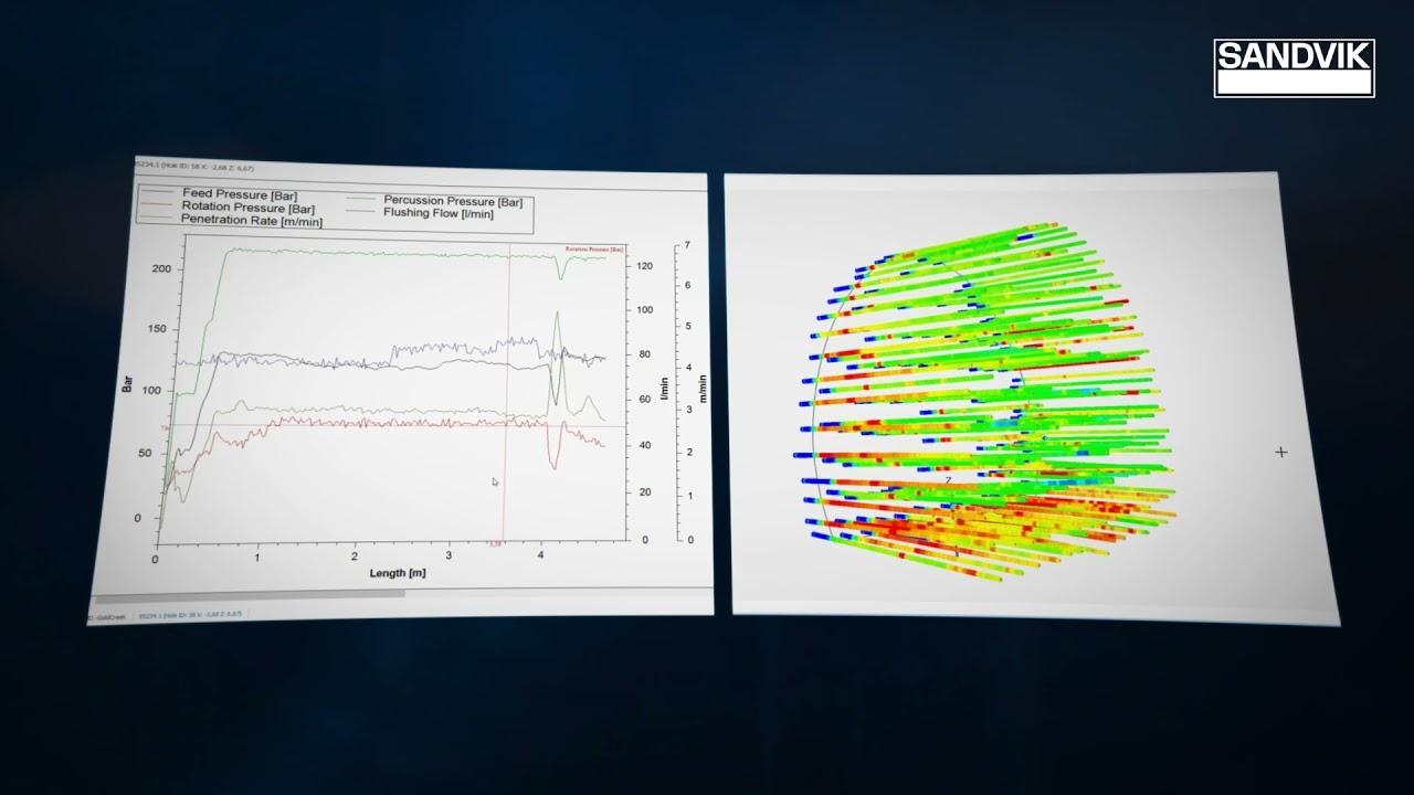 Sandvik Drill & Blast Intelligence iSURE®8.1 | Sandvik Mining and Rock Solutions