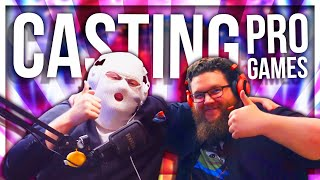 CS:GO CASTING VERY HILARIOUS TOURNAMENT GAMES (PART 1)