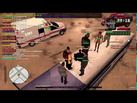 GTA San Andreas   Alaa Jab El Car - علاء جاب الكار !!   SAES:RPG