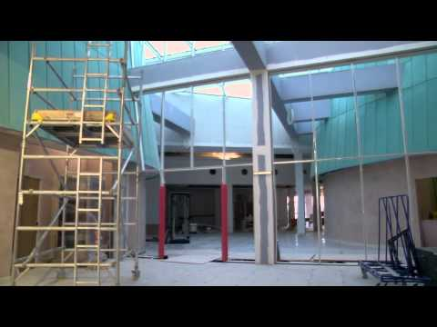 Inverness College UHI new campus March 2015