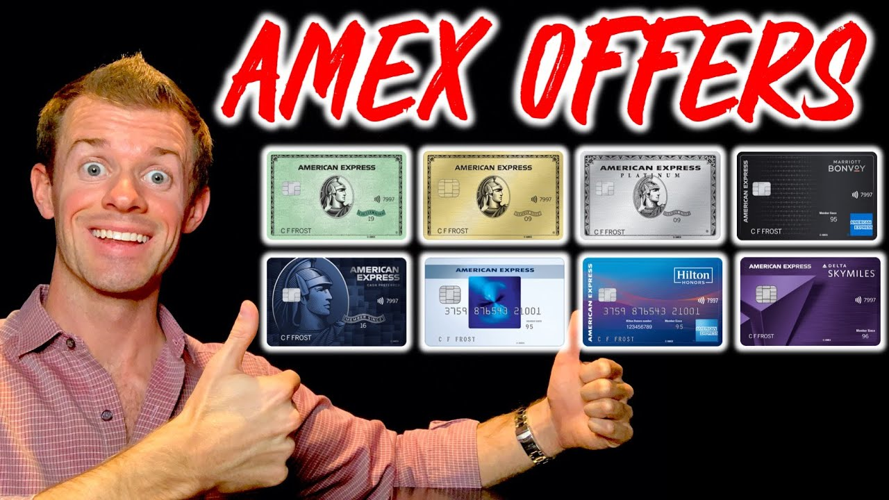 Download *AMEX OFFERS!* How To Save Money With Amex Credit Cards