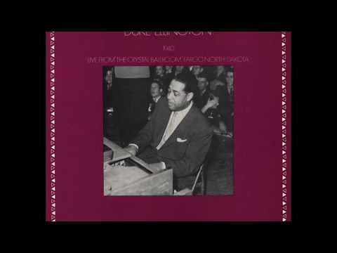 """Duke Ellington: 1940 - Live From """"The Crystal Ballroom"""", Fargo, North Dakota (Full Album)"""