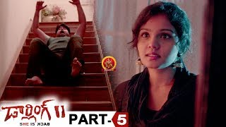 Darling 2 Full Movie Part 5 - 2018 Telugu Horror Movies - Kalaiyarasan, Rameez Raja, Maya