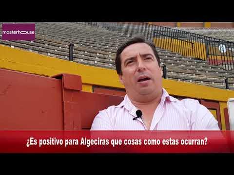 El Protagonista de la Semana: José María Garzón, empresario de la Plaza de Toros de Algeciras