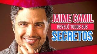 Enfrentados con Jaime Camil, ¡él reveló todos sus secretos!   Sale el Sol